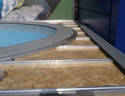 Выставочный образец бассейнов